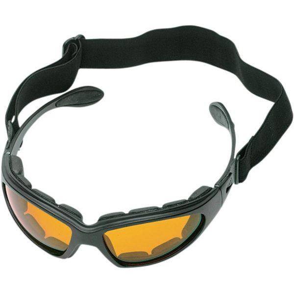Bobster Ochelari GXR Adventure Black Lens Amber