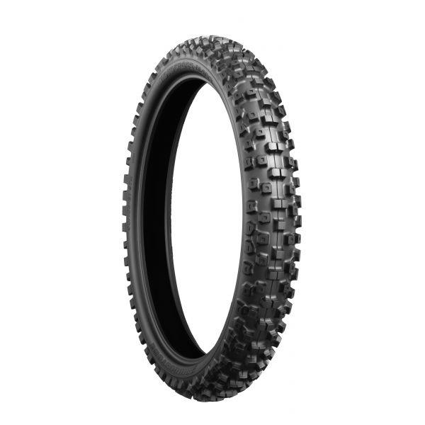 Anvelope MX-Enduro Bridgestone Motocross M403 Anvelopa Moto Fata 60/100-14 30m Tt Nhs-1303