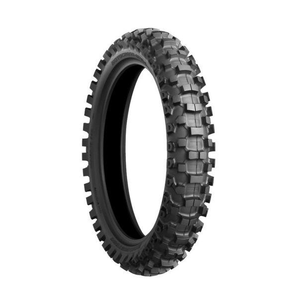Anvelope MX-Enduro Bridgestone ANVELOPA MOTOCROSS M204 REAR 80/100 - 12 41M TT NHS