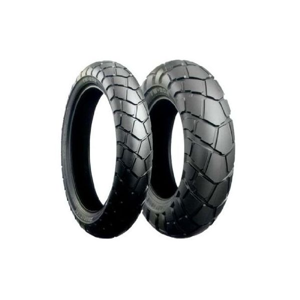 Anvelope Dual-Sport Bridgestone Anvelopa Trail Wing TW204 180/80-14 Spate