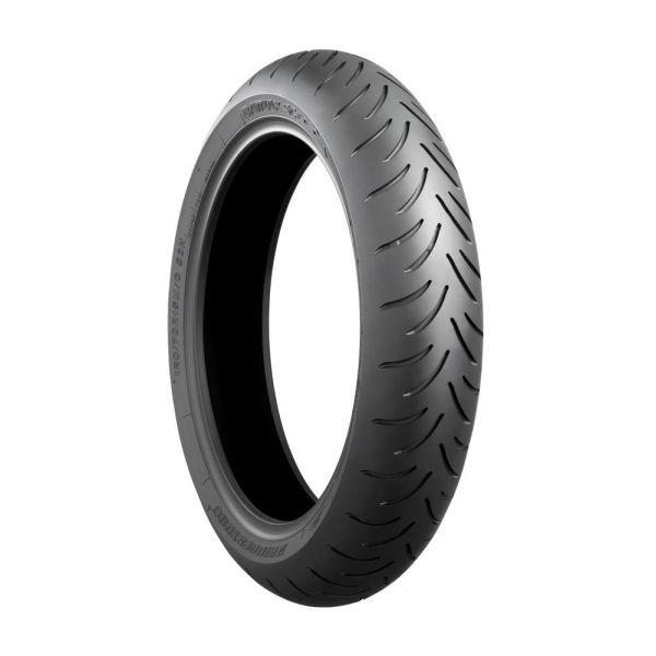 Anvelope Scuter Bridgestone BATTLAX SC Fata 90/80 - 14 49P TL REINFORCED