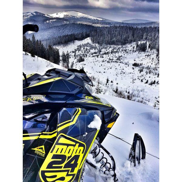 Snowmobile Ski Doo BRP Ski Doo Snowmobil Summit X 2019 154 D-shot