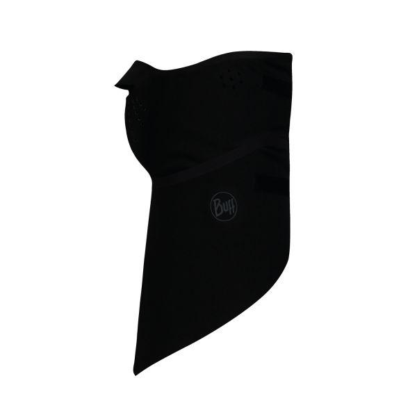 Cagule Snowmobil Buff Bandana Windproof Solid Black