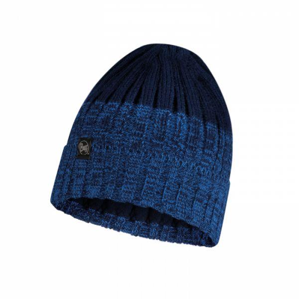 Caciuli Buff Caciula Knitted & Polar Igor Night Blue