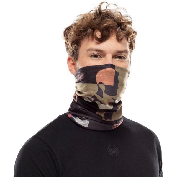 Cagule si Termice Buff Protectie Gat Adulti Coolnet UV Retro Multi