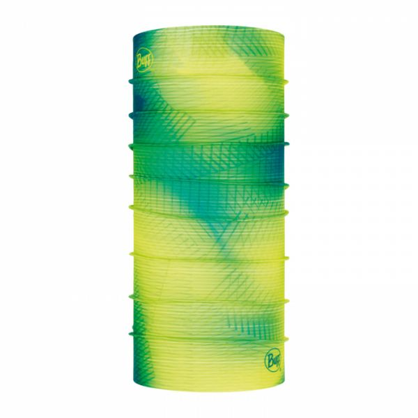 Cagule Snowmobil Buff Protectie Gat New Original Spiral Yellow Fluor