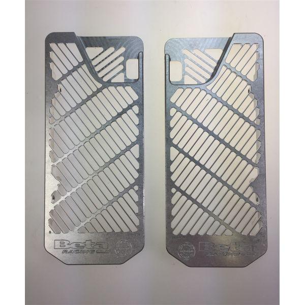 Protectii Radiator Bullet Proof Designs LICHIDARE STOC Protectie Radiator Beta X-Trainer Argintie