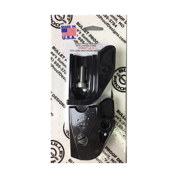 Scuturi moto Bullet Proof Designs Protectie Aluminiu ProLink Beta 2010-2018