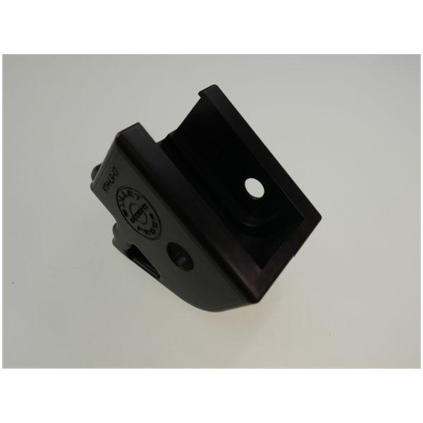 Scuturi moto Bullet Proof Designs Protectie Prolink Aluminiu KTM/Husqvarna 2011-2019 Black