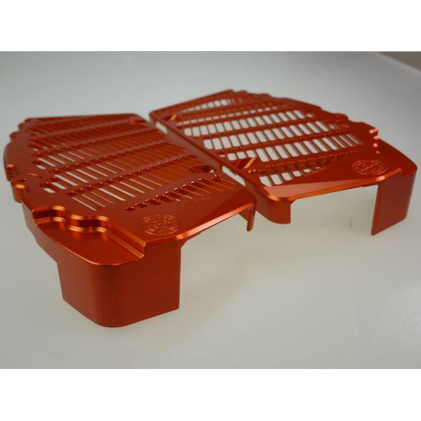 Bullet Proof Designs Protectie Radiator Aluminiu KTM-Husqvarna '17-'20