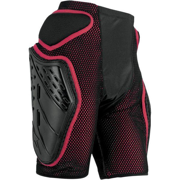 Lenjerie Protectie Alpinestars Pantaloni Protectie Bionic Freeride Short Black/Red 2020