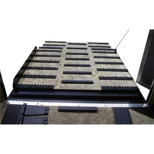 Accesorii Snowmobil Caliber Set Elemente Plastic Protectie Platforma Remorca