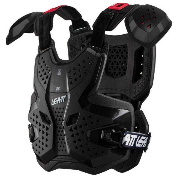 Protectii Piept-Spate Leatt Protectie Piept Moto MX 3.5 Pro Black 2021