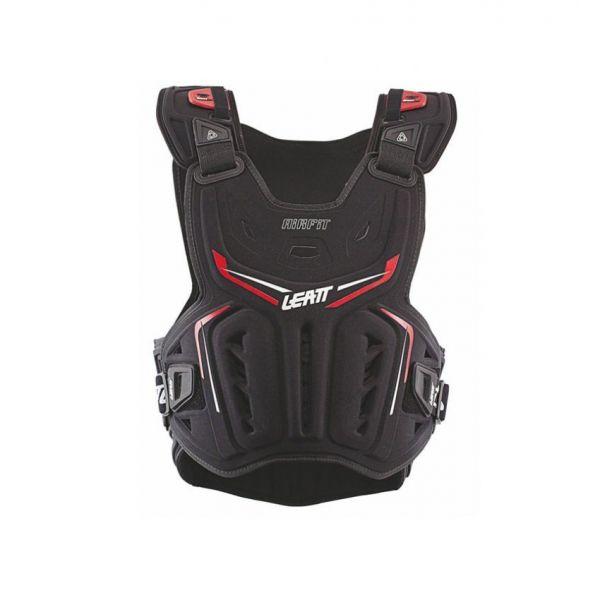 Protectii Piept-Spate Leatt Protectie Piept Moto 3DF Airfit Black/Red 2021
