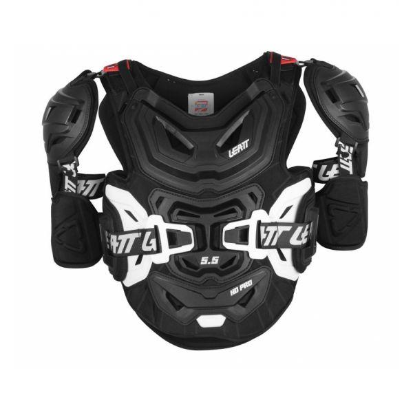 Protectii Piept-Spate Leatt Protectie Piept Moto MX 5.5 Pro HD Black 2021