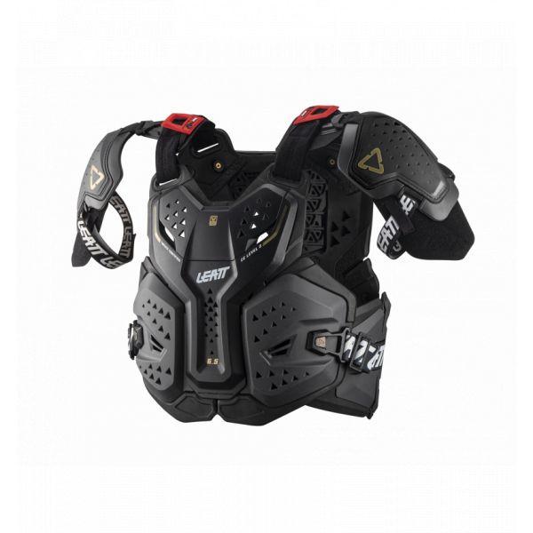 Protectii Piept-Spate Leatt Prototectie Piept Moto MX 6.5 Pro Black 2021