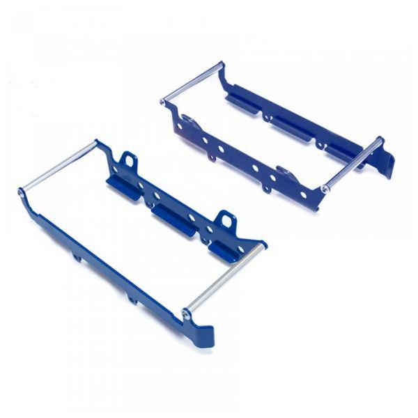 Protectii Radiator Crosspro Protectii Radiator Aluminiu HUSQ/KTM 250/300 17-18 Blue