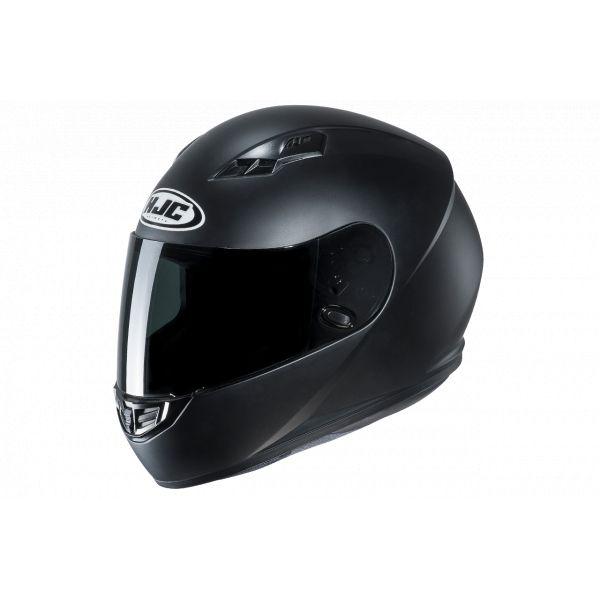 Casti Moto Integrale HJC Casca Moto Full Face CS-15 Solid Negru Mat