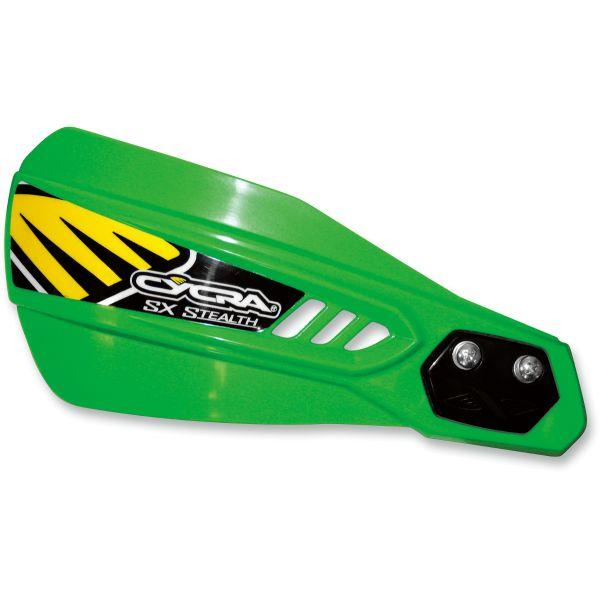 Handguard Cycra Handguard Primal Stealth Racer Green-1cyc-0055-72x