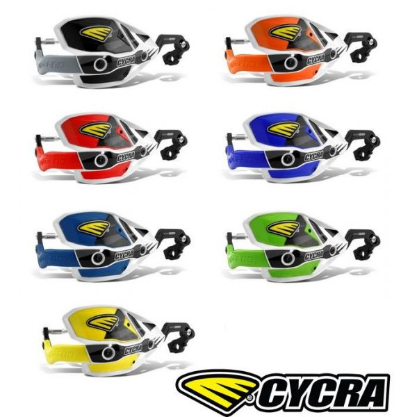 Handguard Cycra Handguard Ultra Probend CRM Wraparound 22mm