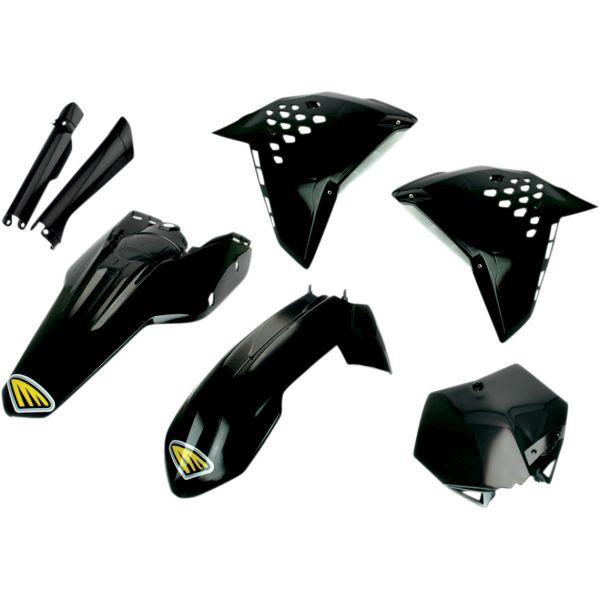 Plastice MX Cycra Kit Complet Plastice KTM EXC 300 2008-2010 Black