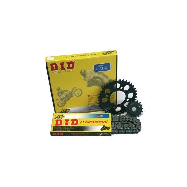 D.I.D. KIT LANT 12:53 DERBI SENDA / RX / SX / RCR / SMT