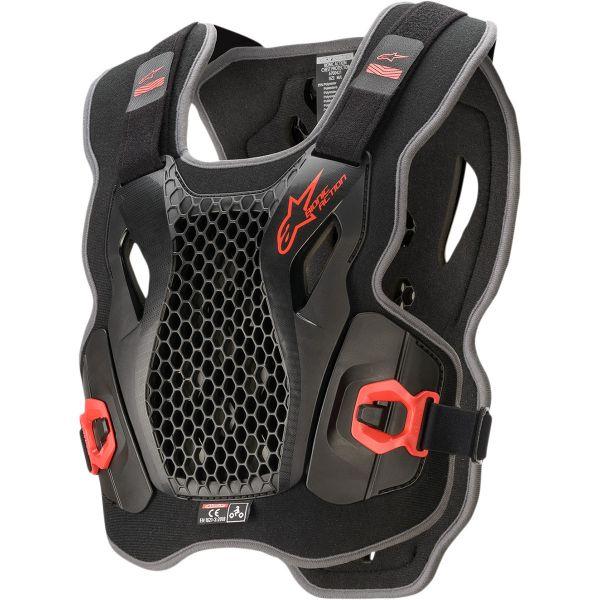 Protectii Piept-Spate Alpinestars Vesta Moto Protectie Bio Action V2 Black/Red 2020