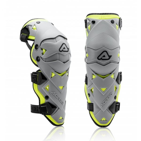 Genunchiere si Orteze Acerbis Genunchiere Impact Evo 3 Grey