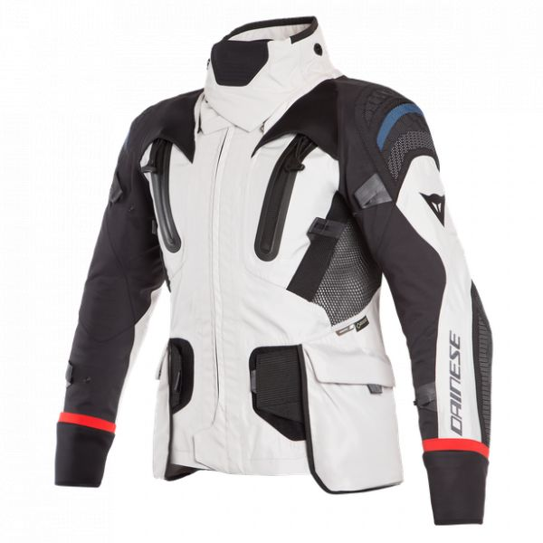 Dainese Antartica Gore-Tex Jacket  Light-Gray/Black 2020