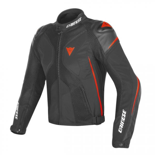 Echipamente DAINESE Dainese Geaca Textila Rider Rider D-Dry Jacket Black/Black/Red-Fluo 2020
