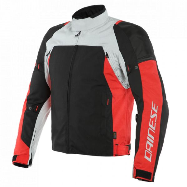 Echipamente DAINESE Dainese Geaca Textila Speed Master D-Dry Glacier-Gray/Lava-Red/Black 2020