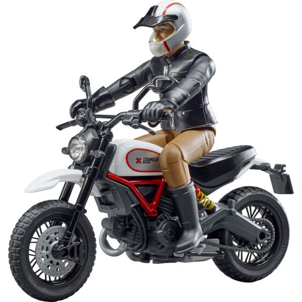 Machete On Road New Ray Macheta Scrambler Ducati Desert With Driver