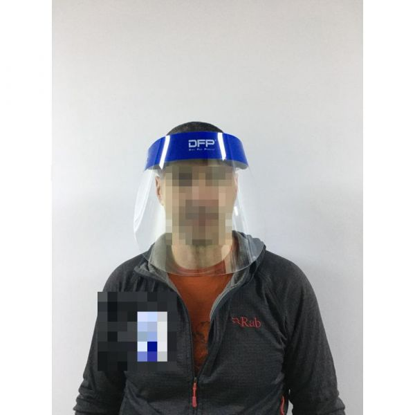 Garage Equipment DFP Face Protection Screen