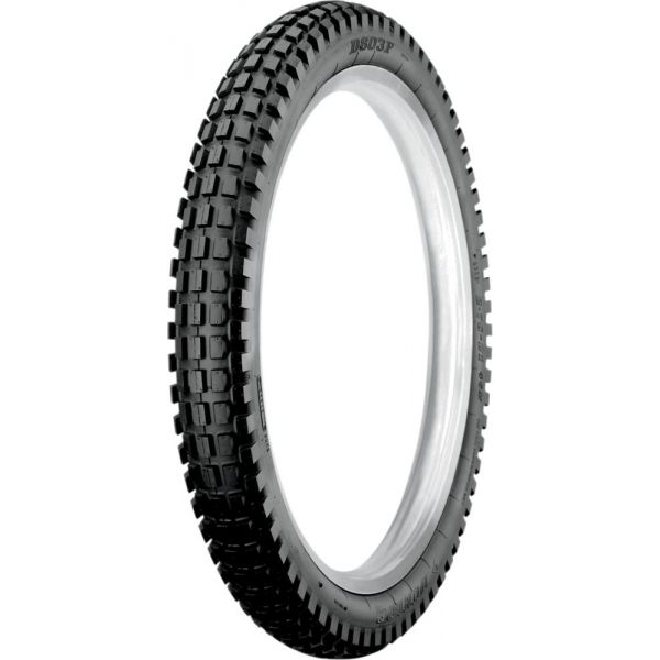 Anvelope Trial Dunlop Anvelopa D803 Trials 2.75-21