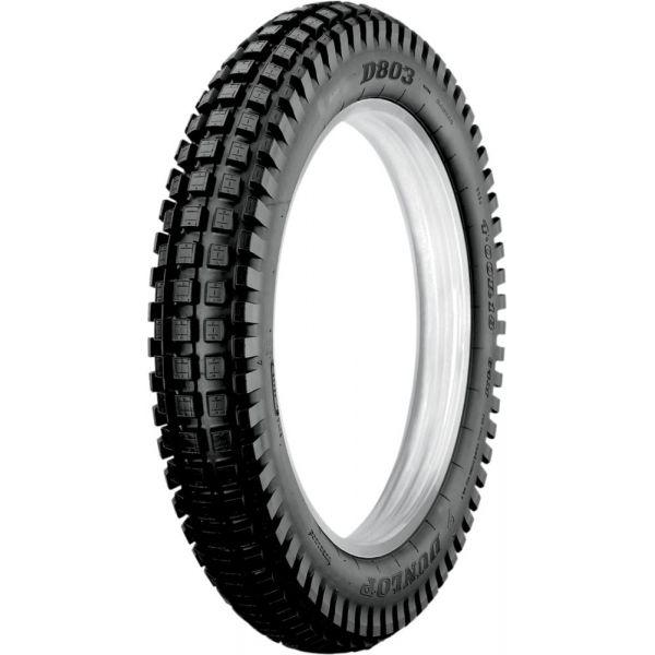 Anvelope Trial Dunlop Anvelopa D803 Trials 4.00-18