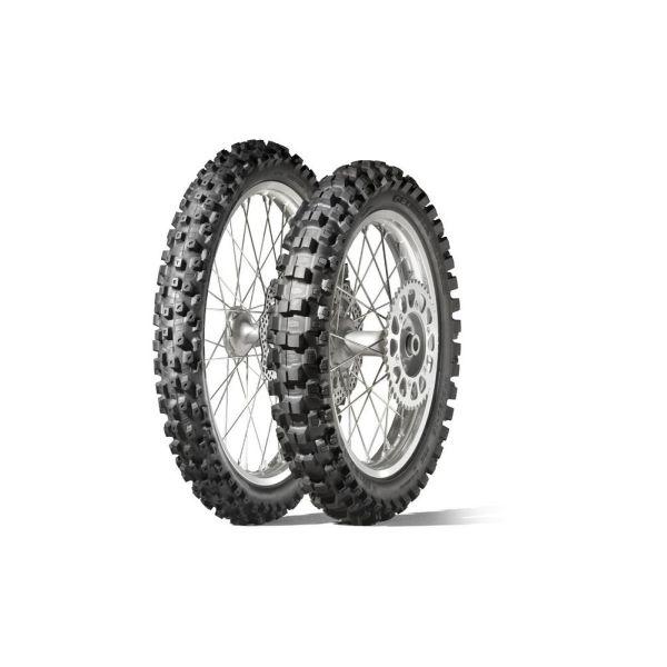 Anvelope MX-Enduro Dunlop ANVELOPA GEOMAX MX52 SPATE 120/80 - 19 63M TT NHS