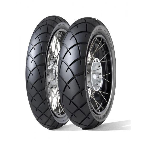 Anvelope Dual-Sport Dunlop Anvelopa TR91 Trailmax 90/90-21 fata