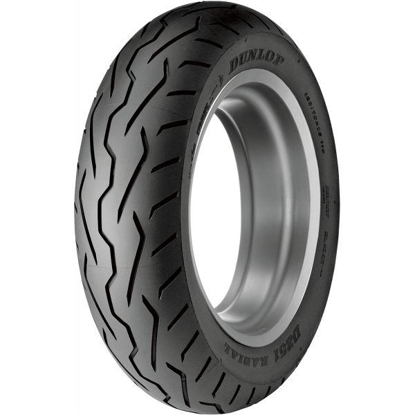 Anvelope Strada Dunlop D251 Anvelopa Moto Spate 180/70 R 16 77h Tl-656880