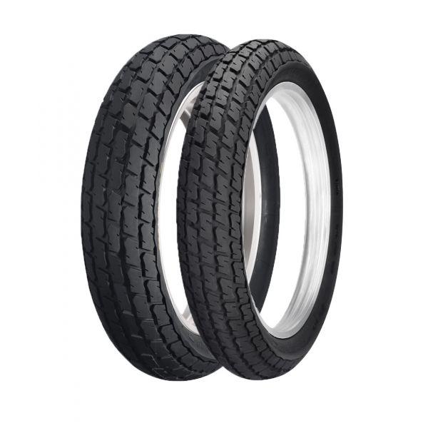 Anvelope MX-Enduro Dunlop Dt3 Anvelopa Moto Spate Hard 140/80-19 Tt Nhs-635001