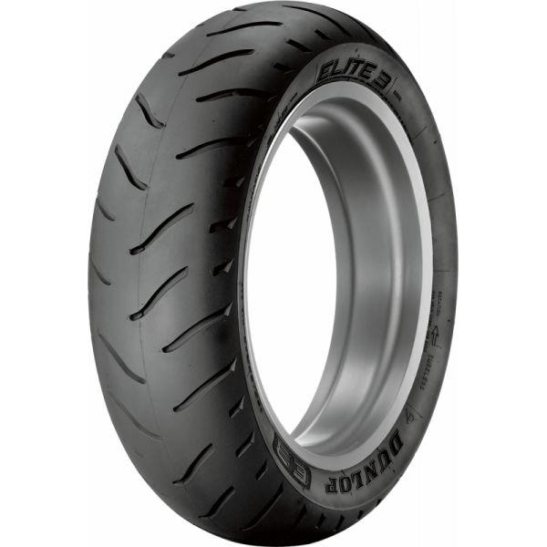 Anvelope Strada Dunlop Elite 3 Anvelopa Moto Spate 200/50 R 18 76h Tl-627641