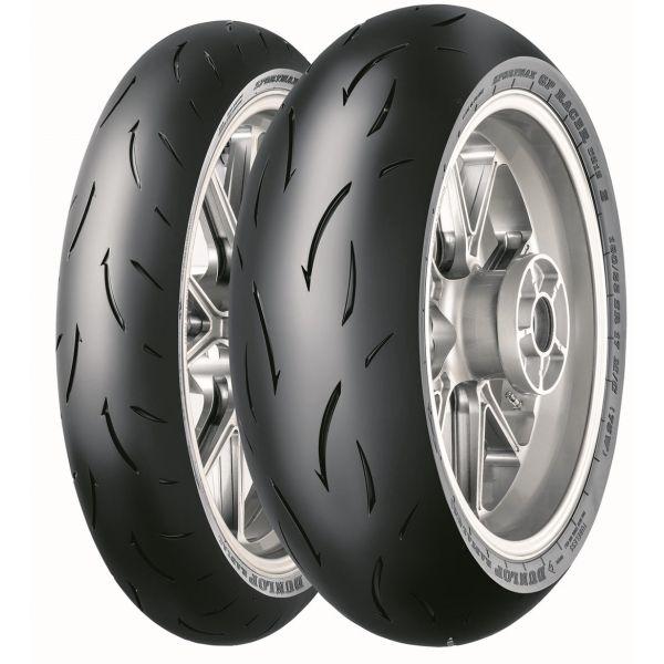 Anvelope Strada Dunlop Gp Racer D21 M Anvelopa Moto Fata 120/70 Zr 17 (58w) Tl-634635