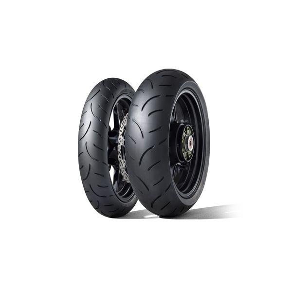 Dunlop SET SPORTMAX QUALIFIER II : 120/70-17 58W + 190/50-17 73W (DU624728 + DU624784)