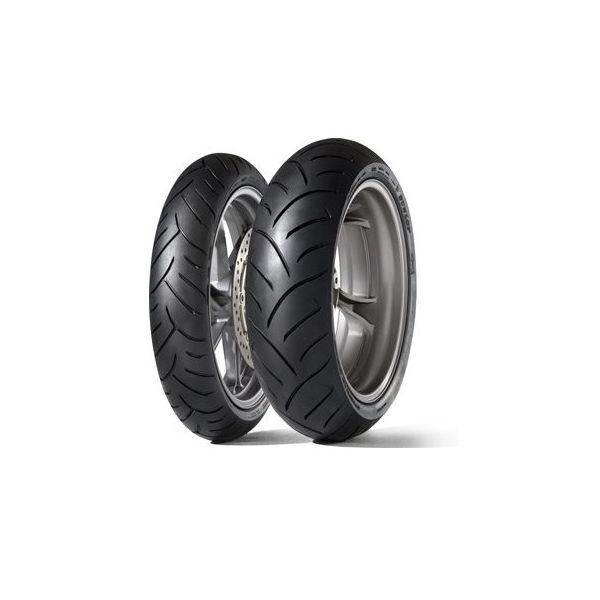 Dunlop SET SPORTMAX ROADSMART I, 120/70-17 (59W) + 190/50-17 (73W) (DU624007 + DU627786)