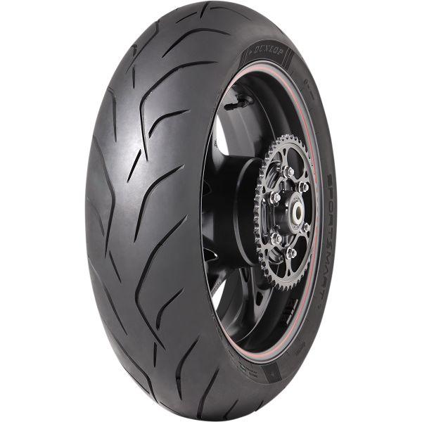 Anvelope Strada Dunlop Sport Smart MK3 Anvelopa Moto Spate 190/50zr17 (73w) T-635218