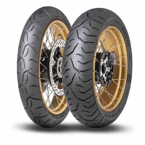 Anvelope Dual-Sport Dunlop Trailmax Meridian Anvelopa Moto Fata 120/70zr19 60w Tl-636386