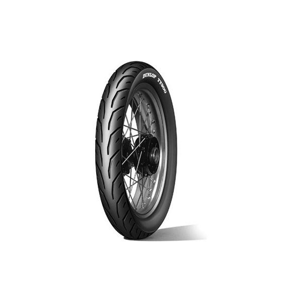 Anvelope Chopper Dunlop TT900 Anvelopa Moto Fata/Spate 2.75-17 47p Tt-665110