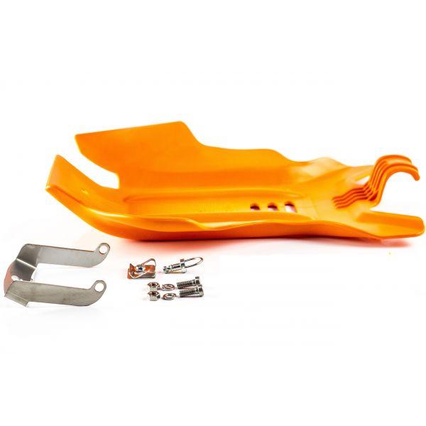 Scuturi moto Extreme Parts Scut Motor KTM 2T EXC 250/300 04-16 Orange