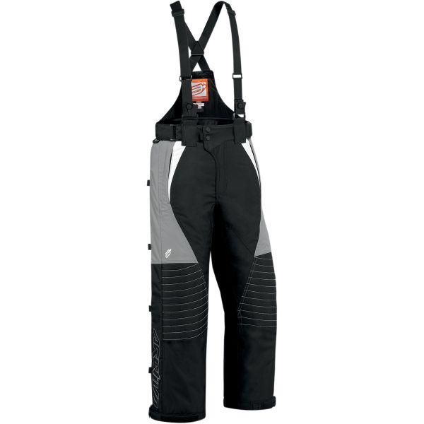 Pantaloni Snow Arctiva Pantalon Snowmobil Copii Bibs Comp 7 Negru