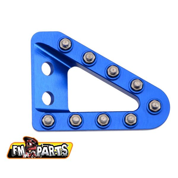 Pedale Frana MX/Enduro Fm-Parts  Capat Pedala Frana Spate Marit KTM/Husqvarna , Blue