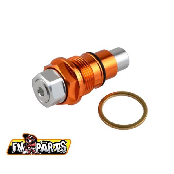 Accesorii Electrice Fm-Parts Intinzator Mecanic Lant Distributie KTM 250/350/450/500 Orange